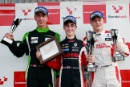 Race 2 Podium, Lorcan Hanafin wins