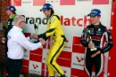 Race 1 Podium, Max Mazorati wins