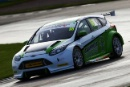 Tom Witts (GBR) Maximum Motorsport Ford Focus