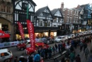 National Rally Start in Chester