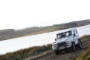 Tyrone Westall / Rob Barr Armed Forces Rally Team Land Rover Wolf XD