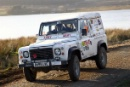 Alan Paramore / James Sunderland Armed Forces Rally Team Land Rover Wolf XD