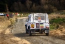Gari Hazelby / Alice Bancroft Armed Forces Rally Team Land Rover Wolf XD