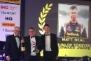 Andy Bell  - Dunlop Forever Foward award for Matt Neal