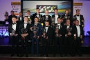 BTCC and suports winners at the BTCC Night of Champions