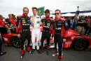 Felipe Nasr, Eric Curran, Mike Conway, Stuart Middleton, Whelen Engineering Racing, Cadillac Dpi