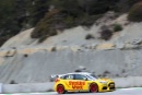Tom Chilton (GBR) Team Shredded Wheat Racing with Duo Ford Focus