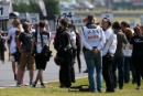 Media at Snetterton
