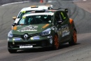 Luke Warr (GBR) BLG Renault Clio Cup