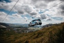 Sky Driver Dayinsure Wales Rally GB - Slate Mountain, Wales