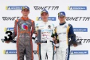 Patrick Kibble TCR Ginetta Junior Louis Foster (GBR) Elite Motorsport Ginetta Junior James Taylor Ginetta Junior