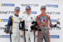 James Taylor Ginetta Junior Louis Foster (GBR) Elite Motorsport Ginetta Junior Patrick Kibble TCR Ginetta Junior