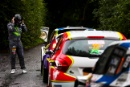 Patrick Walsh M-Sport Ford World Rally Team Ford Fiesta R5