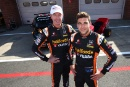 Dan Cammish (GBR) Team Dynamics Honda Civic and Matt Neal (GBR) Team Dynamics Honda Civic