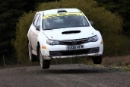 Spencer Wilkinson / Glyn Thomas SPENCER WILKINSON Subaru Impreza WRX ti