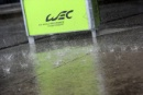 Rain in the WEC pitlane